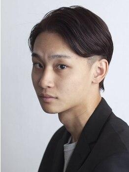 スギヘアデザイン(SUGI HAIR DESIGN)の写真/[SUGI×men'sCUT]流行りのフェードも!男性stylistによる気負わないオシャレstyleで第一印象もアガる◎
