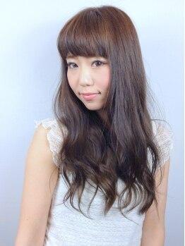 リジーヘアアンドスパ(Lizzy Hair&Spa)の写真/【和歌山駅近く】丁寧なカウンセリングと繊細な施術で創る「今のあなたに一番似合うStyle」にファン多数★