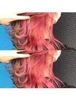 ヘアアンドビューティー クローバー(Hair&Beauty Clover)inner color
