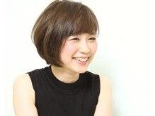 ヘアメイク ニコ(Hair make Nico)の雰囲気(笑顔が可愛いショート)