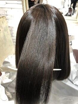 アクト(ACT)の写真/【カット+髪質改善¥7400】感動的な価格で、憧れのツヤ髪へ。ダメージが気になる方は必見[ACT]【表参道】