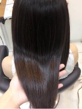サッスーンプロギンザ(Sasoon Pro Ginza)の写真/プチプラで叶ううるツヤ美髪♪【カット+メンテナンスAトリートメント¥4950→¥4180】