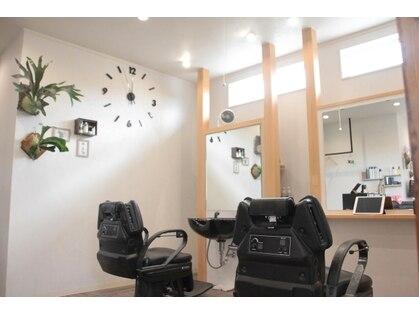 hair salon arbre【ヘアーサロンアーブル】