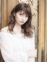 オーブ ヘアー アミ 札幌ニ号店1(AUBE hair amie)女子力UP♪甘さ控えめ大人カールヘア