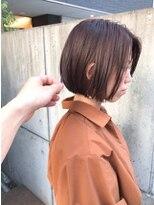 サロン シー(salon sea)salon seaサロンスタイル オレンジブラウン