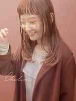 チェルシー(CHELSEA)縮毛矯正の後はカラーリングの色が変わる〈髪質改善&パーマ〉