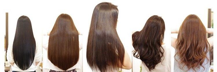 アウルム ヘアアンドスパ(aurum hair&spa)のサロンヘッダー