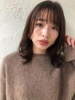 アンアミ オモテサンドウ(Un ami omotesando)【Unami 島田梨沙】 人気NO1☆小顔柔らかミディアム☆