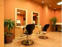 ハッチ ヘアーファクトリー 東松山店(hacchi Hair Factory)の雰囲気(ゆとりのスペースで優美なひと時を!~東松山Hacchi~)