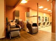 ハッチ ヘアーファクトリー 東松山店(hacchi Hair Factory)の雰囲気(足をのばして、ゆった~り&のんび~り至福の~東松山Hacchi~)