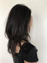 ヘアーエスクールステラ(hair S.COEUR stella)レイヤーロングヘア
