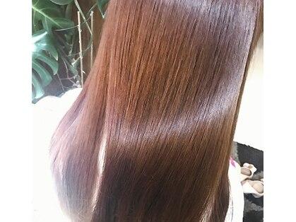 ヘアーカルム(hair caLm)の写真