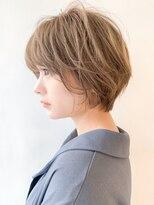 リップス 銀座店(LIPPS)【LIPPS銀座】(安田愛佳)大人可愛い丸みショート