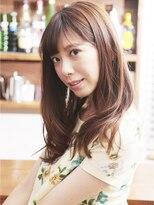 ブルームヘア 大宮(Bloom hair)アレンジ自在ルーズパーマ