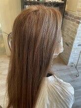 ロッシュ ヘアーデザイン(Roche Hair Design)ベージュカラー
