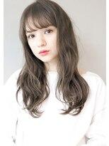 ヘアサロンガリカアオヤマ(hair salon Gallica aoyama)☆ 3Dカラー & 毛束感 ☆ ゆるウエーブsemi
