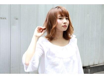 ヘアメイク リロウ(hair make relow by Nine9)の写真