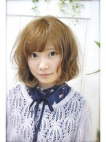 【miel hair bijoux】シフォン♪パーマ