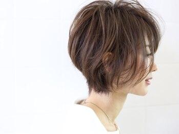デイズヘアデザイン(DAYS hair design)の写真/30代40代50代以上と幅広い層の女性、男性から圧倒的支持!口コミ高好評の気軽に足を運べるPrivate Salon*