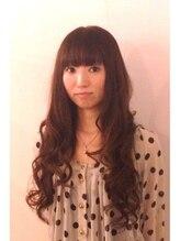 ライズヘアデザイン 竹ノ塚(RIZE HAIR DESIGN)ロングウェーブ