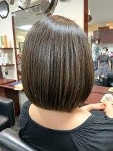 ベース 美容室BASE艶髪カラークセストパーR 縮毛矯正
