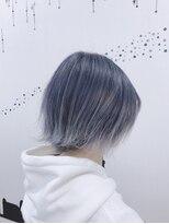 ヘアーサロン エール 原宿(hair salon ailes)(ailes 原宿)style436 ブルートパーズ☆丸みショート
