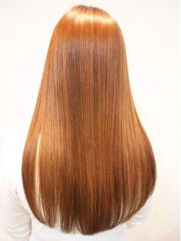 シェルジュ 新丸子店(Cierge)の写真/健やかな髪へ生まれ変わったような【M3D縮毛矯正】をお試し!上質な仕上がりをお求めの方に♪