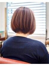 白髪でもカラーを楽しむメソッド【大人ハイライト】浦和の美容室トライベッカ オリジナル3Dデザインカラー