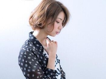 シエル ヘアーデザイン(Ciel Hairdesign)の写真/気取らず自然体でいられる自分らしいスタイル☆本当に似合うデザイン提案でとびきり可愛くなれちゃいます♪