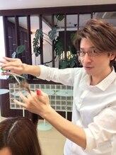 ディーリンク 中央店(hair cure DLINK)神保 昌博