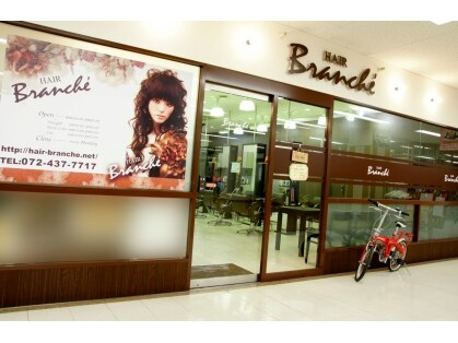 ヘアー ブランシェ 岸和田店(HAIR Branche)の写真