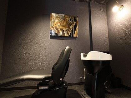 シャインヘアフラッペ 新百合ヶ丘2号店(Shine hair frappe)の写真