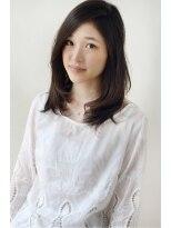 大人ふんわりカール【ALIZE 1999-2000A/W】