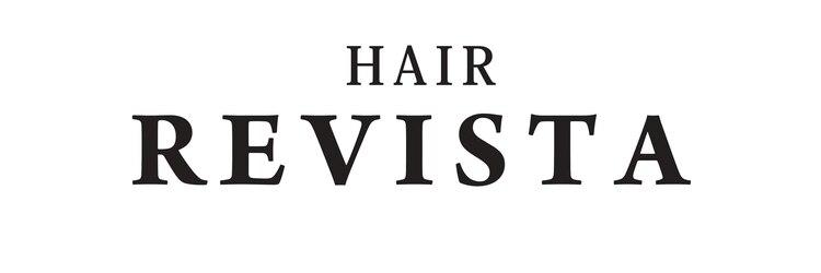 ヘアーレヴィスタ(HAIR REVISTA)のサロンヘッダー