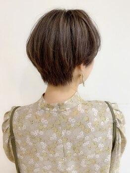 ザデイ(THE DAY)の写真/【学芸大学3分】一人ひとりの個性×トレンドを考慮したヘアスタイルをご提案!動きと抜け感のコントロール。