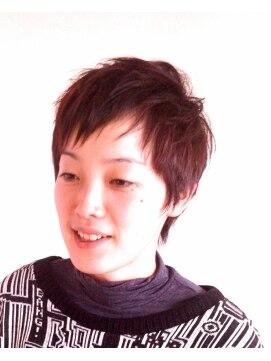 ヘアーカーブ(haircarve)haircarve春☆フレンチ・ベリーショート☆