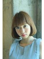 ライフヘアデザイン(Life hair design)小顔ボブ