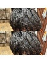セブン ヘア ワークス(Seven Hair Works)[パーマベーシック]スタイリングのしやすいパーマ