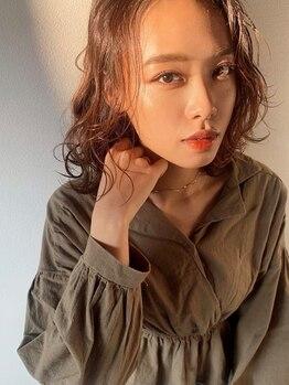 エレス(ELES)の写真/サラサラなのに、毛先までしっかりまとまる「新感覚」☆+°感動の質感と指通りを是非ご体感下さい♪