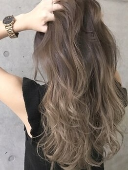 カットクラブ エルズエム(cuT cLub L'sm)の写真/嘘をつけない美容師が選ぶホンモノのトリートメント!電子トリートメントで幅広い年齢層の髪の悩みも解決☆