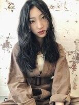 エル(ailes)☆dryな質感☆秋のルーズロングスタイル