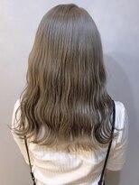 ソース ヘア アトリエ 京橋(Source hair atelier)ミルクティーベージュ