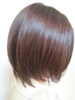 hair sos ナチュラルボブ(⌒0⌒)/~~