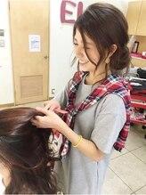 ヘアーアンドメイクエル(HAIR&MAKE EL)Aya