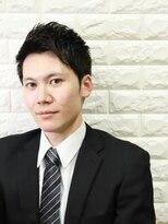 ベンケイ(HAIR AVENUE benkei)【就活生・新社会人】好感度ビジネスソフモヒ