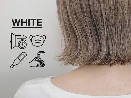 _WHITE 川崎店【アンダーバーホワイト】