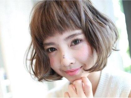 アグ ヘアー ナチュラ 天満橋店(Agu hair natura)の写真