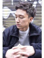 【MILES】ツーブロックベリーショート