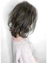 ソース ヘア アトリエ(Source hair atelier)【SOURCE】ゆるふわグレージュ
