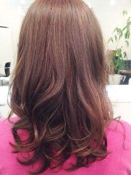 ブッソラヘアー(Bussola hair)の写真/いつまでも美しい髪を保つ。5年後・10年後の美しさを本気で見据えたご提案。髪本来の美しさに出会える―